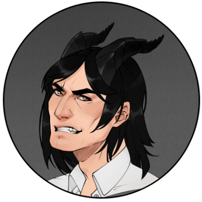 Demon John analysis icon